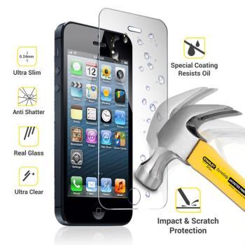 iPhone 7-8 Plus Kırılmaz Cam Ekran Koruyucu