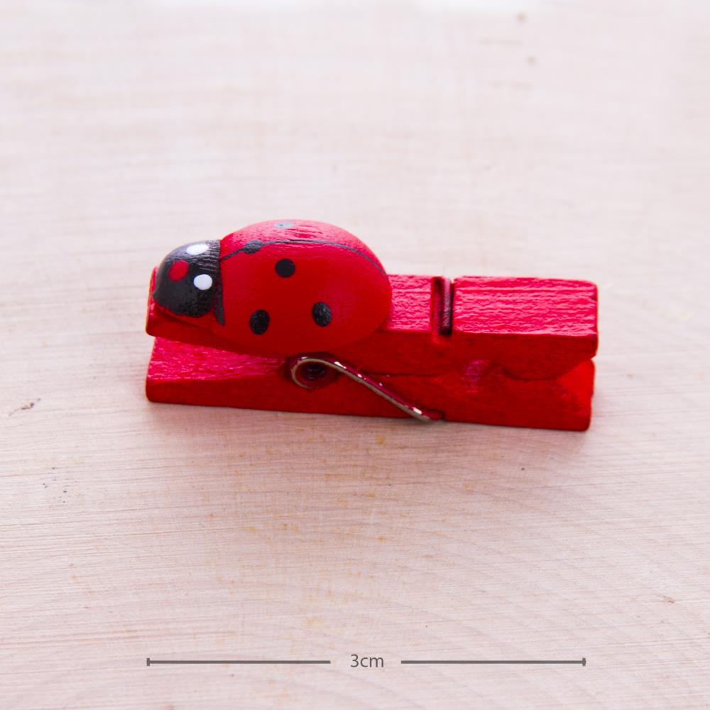 10'lu Uğur Böceği Mandal