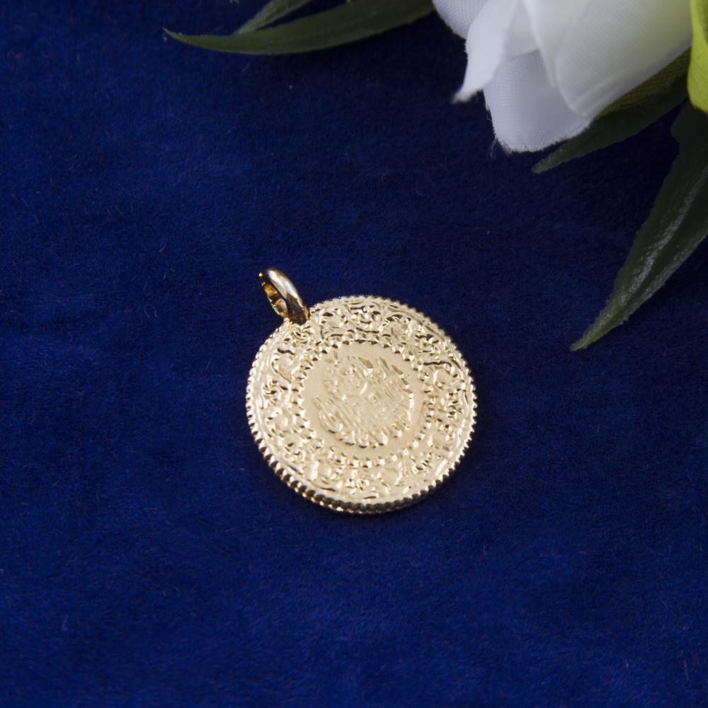 İmitasyon Çeyrek Altın (1,5 cm)