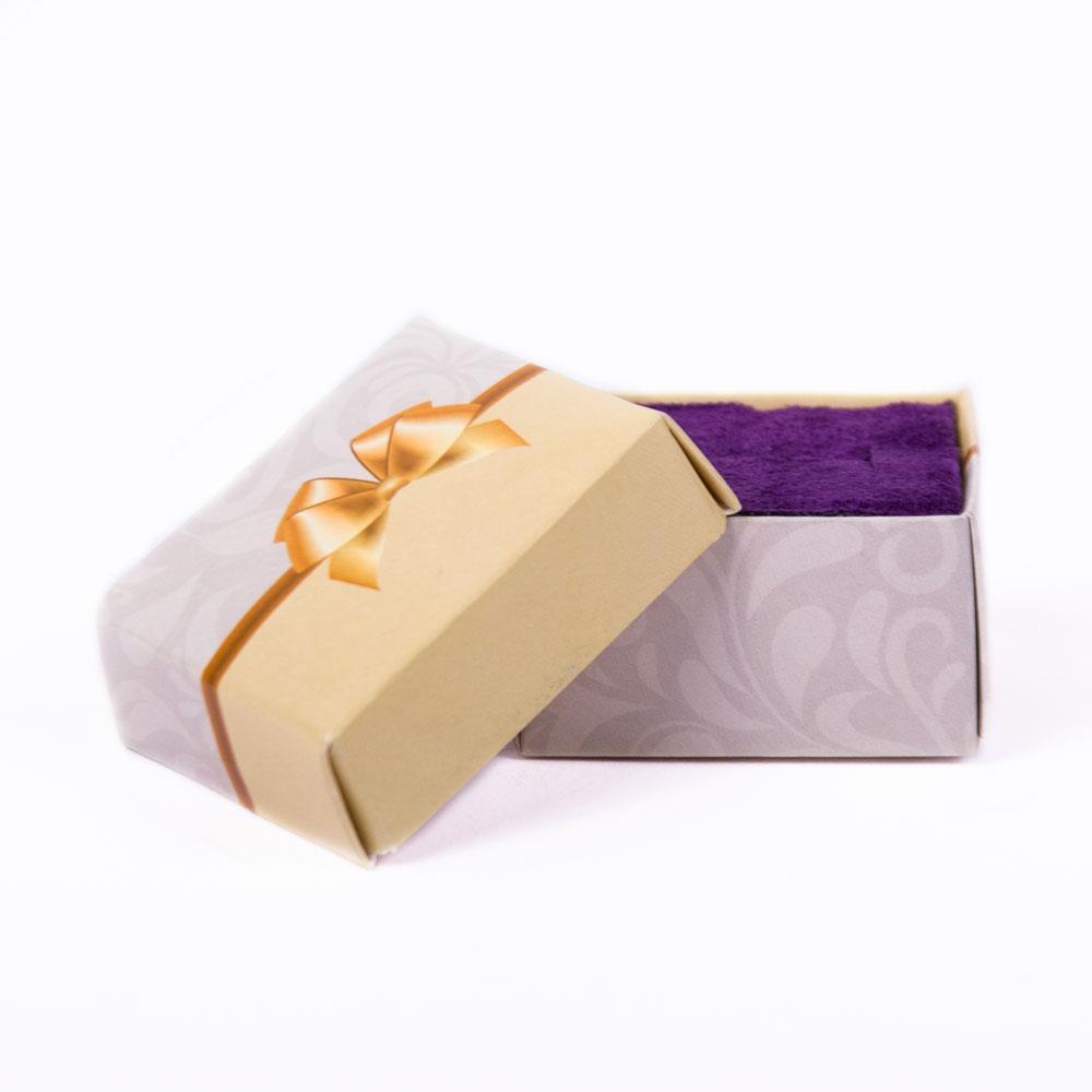 Fiyonk Figürlü Yüzük kutusu