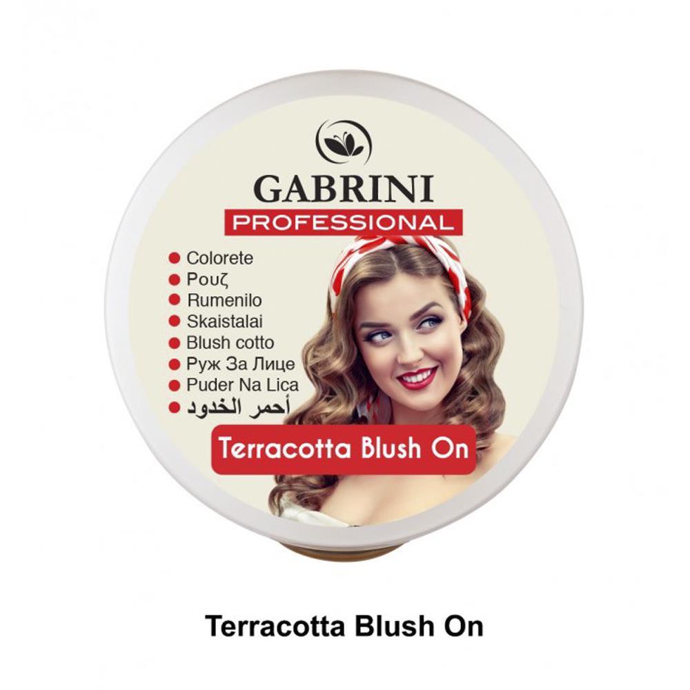 Gabrini Terracotta Blush On Set Allık