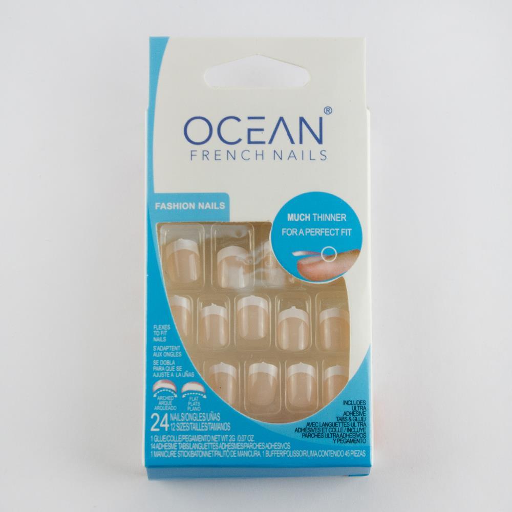 Ocean İnce Takma Tırnak