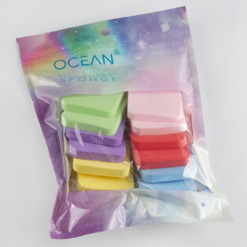 Ocean 12'li Makyaj Süngeri