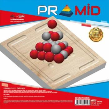 Piramit Zeka Mantık Ve Strateji Oyunu
