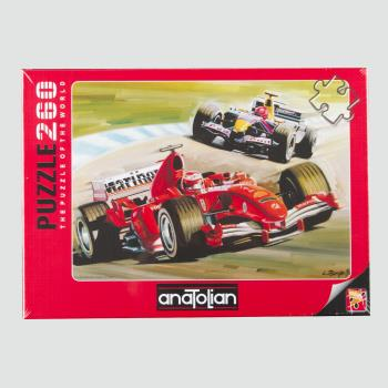 Anatolian Formula 260 Parça Puzzle (3277)