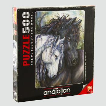 Anatolian Ruh İkizi 500 Parça Puzzle (3587)