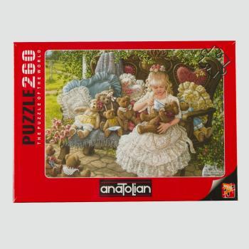 Holly'nin Ayıcıkları 260 Parça Puzzle (3270)
