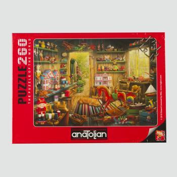 Oyuncakçı Barakası 260 Parça Puzzle (3325)
