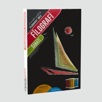 Plazma Figürlü KumToys Filografi Sanatı FG-03
