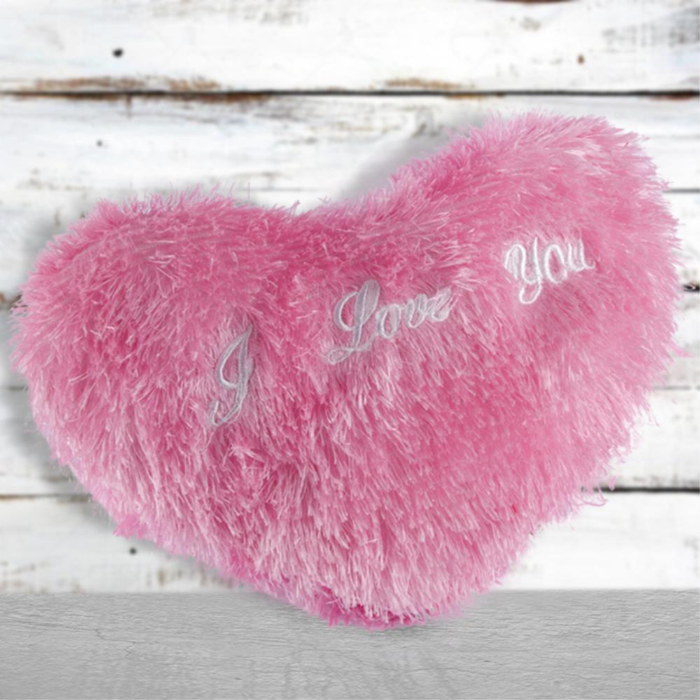 I Love You Kalpli Yastık (20/12 CM No:2 )