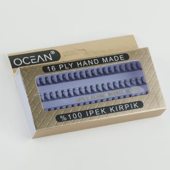 Ocean 16'lı İpek Takma Kirpik