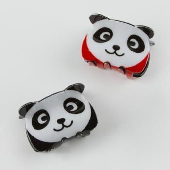 Panda Figürlü Mandal Toka