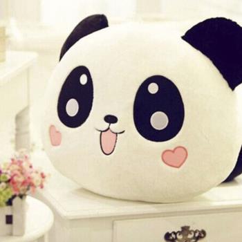 Panda Polar Yastık