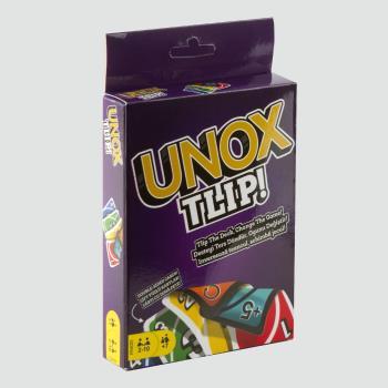 Uno Tlip Kart Oyunu Çift Yönlü