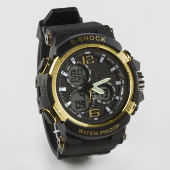 S-Shock Sugeçirmez Spor Kol Saati Dijital ve Analog