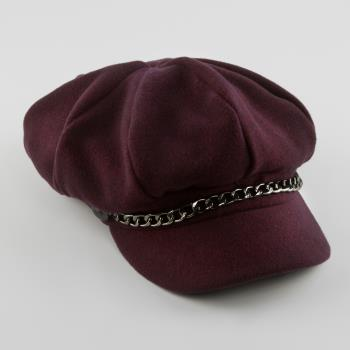 Yünlü Kaşe Şapka