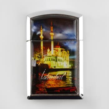 İstanbul Figürlü Taşlı Çakmak