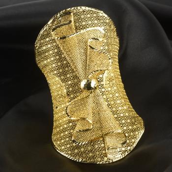 Vizyon Bilezik Altın Kaplama