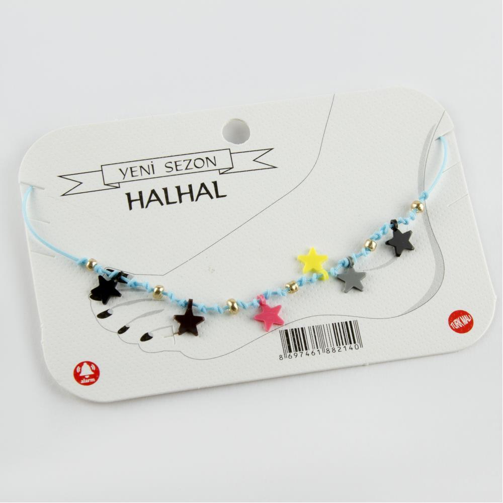 Yıldız Figürlü Halhal