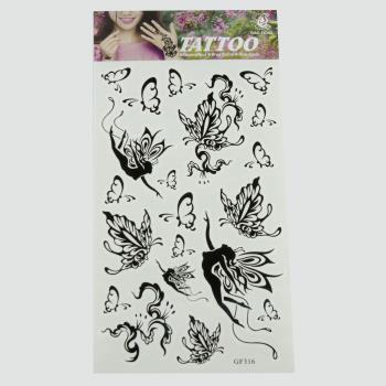Tattoo Dövme Sticker