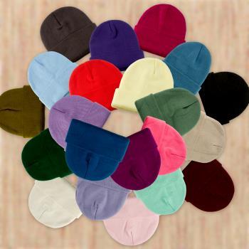 Renkli Katlamalı Bere