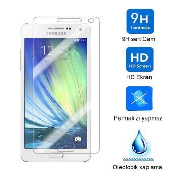 Samsung Galaxy J3 Kırılmaz Cam Ekran Koruyucu