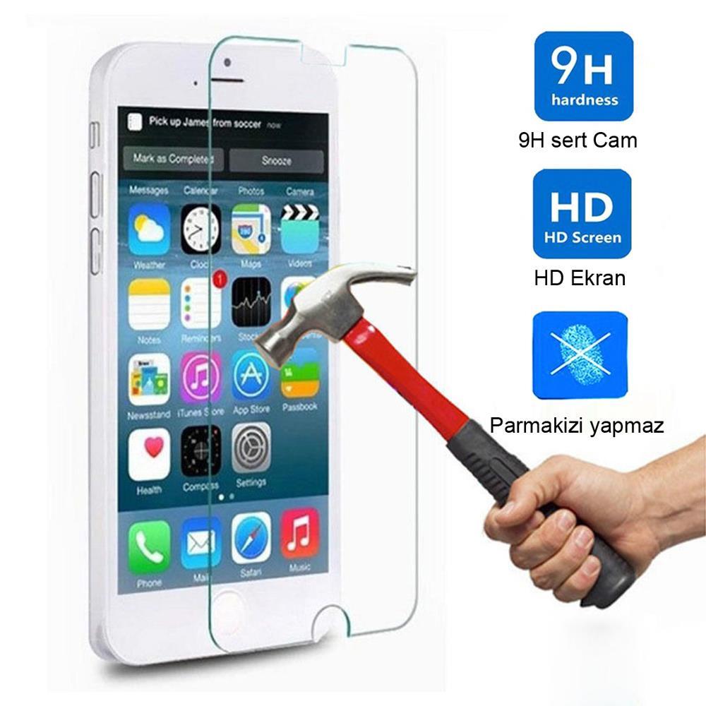 iPhone 5/5s Kırılmaz Cam Ekran Koruyucu